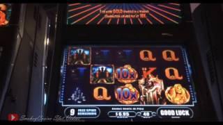 KING MIDAS Slot Machine Bonus - WMS