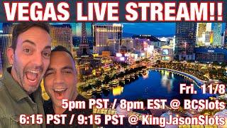 $1000 Live w/ King Jason & Brian Christopher @ Cosmo!!!