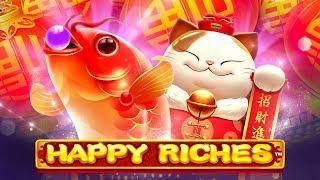 Happy Riches - NetEnt