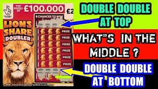 FANTASTIC WINS..AND THE WAD CAME UP ON THE NEW MILLIONAIRE MAKER..CASHWORD..LION DOUBLER..£100 BONUS
