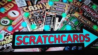 FANTASTIC  SCRATCHCARD GAME