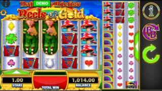 Rainbow Riches Reels of Gold - Onlinecasinos.Best