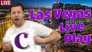 BOD Live Slots - Bank The Bonus Revenge Play from Las Vegas!