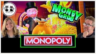 MONOPOLY MONEY GRAB