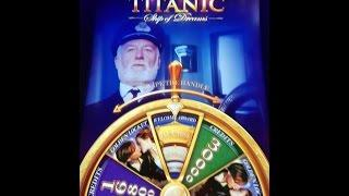 """""""New"""" *Titanic Heart of the Ocean* ( Ship of Dreams Wheel Spin!!! )"""
