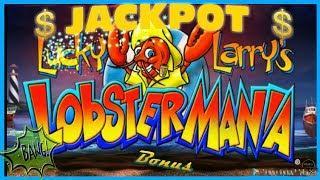 JACKPOT HANDPAY   LOBSTERMANIA  | MONEY BLAST | HIGH LIMIT SLOT MACHINE
