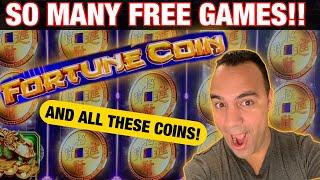 Fortune Coin MONEY & BONUSES!! Mighty Cash !!