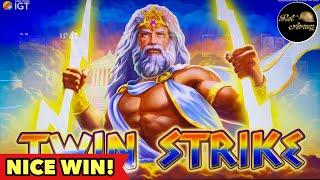 ️TWIN STRIKE GREAT WIN️THAT PAYOUT IS AMAZING | NEW CHILI CHILI FIRE BOOSTED SLOT MACHINE