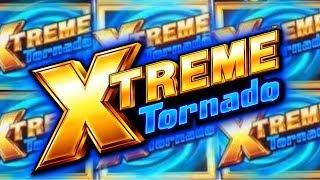 XTREME TORNADO Aruze Slot Machine* MEGA Tornado BIG WIN * | Casino Countess