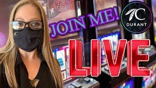 LIVE‼️ FROM THE NEW SKY CASINO AT CHOCTAW IN DURANT OKLAHOMAGRAND OPENING DAY‼️