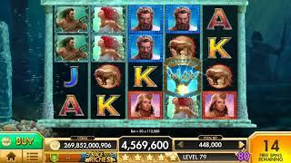 POWERS OF OLYMPUS Video Slot Casino Game with a FREE SPIN BONUS