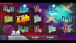The Lab slot by ELK Studios - Gameplay