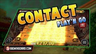 CONTACT (PLAY'N GO) ONLINE SLOT