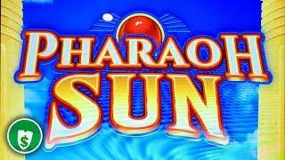 •️ New - Pharaoh Sun slot machine, 2 sessions, bonus