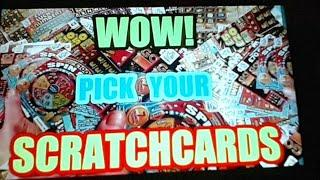SCRATCHCARDS...SCRATCHCARDS..FUN