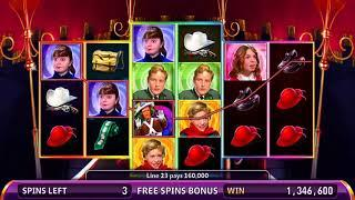 WILLY WONKA: THE GOLDEN TICKET Video Slot Casino Game with a WONDROUS RIDE FREE SPIN BONUS