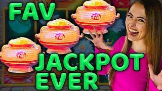 OMG! My FAVORITE JACKPOT EVER on my Channel!