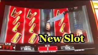 Bonuses on New Alfred Hitchcock Presents Slot Machine