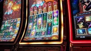 Hiedi Slot Machine with INSANELY REDICULOUSLY HIGH Purple Jackpot thingie