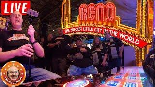• LIVE Raja's Birthday Bash Celebration Slot Play from Reno! •