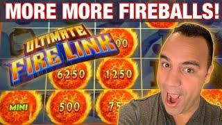 Ultimate Fire Link WINNING SESSION!! | Mighty Cash Rise of the Phoenix | Dragon Link