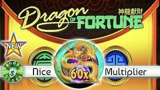 ️ New -  Dragon of Fortune slot machine, Nice Bonus