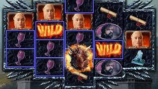GAME OF THRONES Video Slot Game with a DRAGONSTONE FREE SPIN BONUS