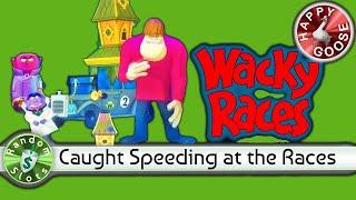 Wacky Races slot machine, Big Win Bonus of sorts