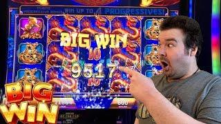 Fortune Coin live play max bet with BIG WIN - IGT Slot Machine