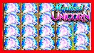 I CAN'T BELIEVE THAT JUST HAPPENED! MOST EPIC RUN ON MYSTICAL UNICORN SLOT MACHINE!