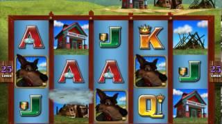 Piggy Fortunes Slot Bonus Round - Microgaming