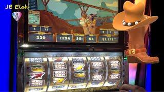 Crazy Bill Run Away Riches 9 Line Regular Play - Added Jackpots JB Elah Slot Channel How To YouTube