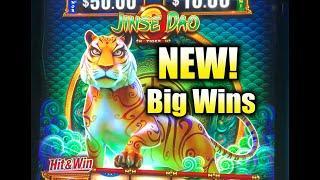NEW SLOT: Jinse Dao Tiger - Big Wins & Live Play