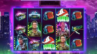 GHOSTBUSTERS:BACK IN BUSINESS Video Slot Casino Game with a GOZER THE GOZERIAN FREE SPIN BONUS