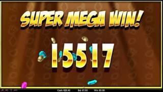 King of Slots - Super Mega Win - Netent