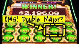 MIGHTY CASH DOUBLE UP: DOUBLE MAJOR? HANDPAY