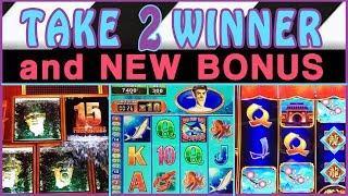 Take 2 Tuesdays  Winner & NEW Contest  Slot Machine Pokies