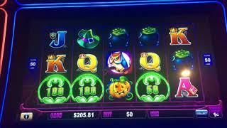 Slot Machine BIG WINS & Bonuses for Kenzie!! Britney Spears, Catch the Big One 2 ++