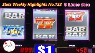 Slots Weekly Highlights#122 for You who are busySan Manuel Casino & Pechanga Resort Casino 赤富士スロット