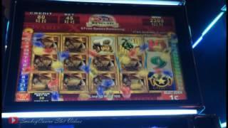 RAWHIDE Slot Machine Bonus - Xtra Rewards Konami