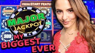 My BIGGEST HANDPAY JACKPOT EVER on High Stakes Lightning Link!!
