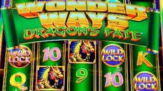 Wonder Ways: Dragon's Fate (Incredible Technologies) Live Play | Free Spins