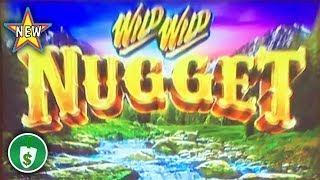 •️ New - Wild Wild Nugget slot machine