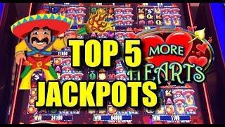TOP 5 JACKPOTS: MORE MORE CHILLI / HEARTS
