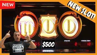 Gold Standard Slot Machine (Plus More) At Cosmopolitan