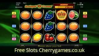 Jackpot Crown Slot Machine - Play Novomatic Casino games free online