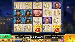 DREAM CASTLE Video Slot Casino Game with a ROYAL CROWNS FREE SPIN BONUS