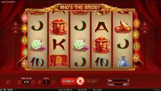 Who's the Bride - Vegas Paradise Casino