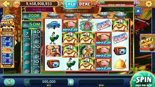 INVADERS FROM THE PLANET MOOLAH Video Slot Casino Game with a FREE SPIN BONUS
