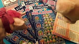 Merry Millions & Bonus Scratchcard..One Card WonderYour Very Last Channce to enter Name that Pig